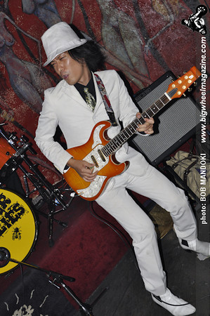 The Heiz - at The Double Down Saloon - Las Vegas, NV - October 9, 2009