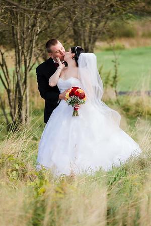 Cynthia & James' Wedding