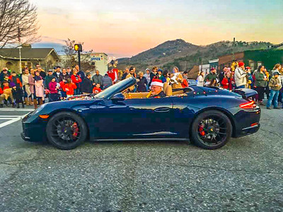 Rabun Counties Christmas Parade - 12-6-19