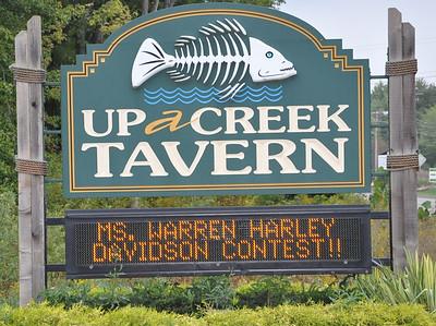 Ms. Warren Harley-Davidson Round 1