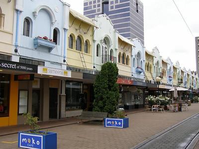 New Zealand: Christchurch (2009)