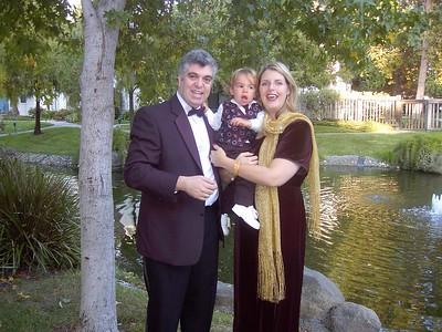 Fareed and Melissa's wedding: 10/2/04