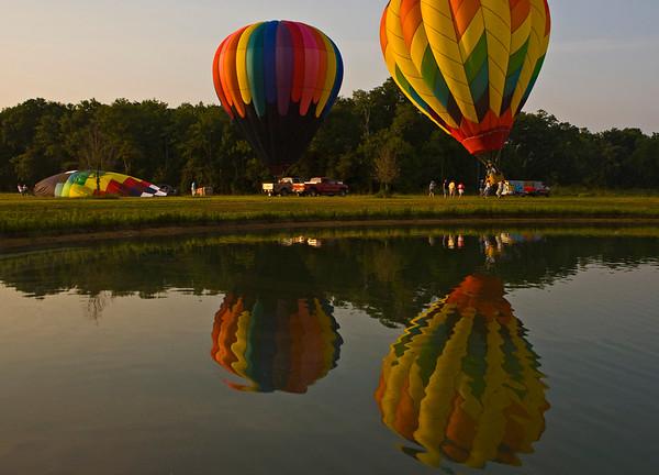 Gulf Coast Hot Air Balloon Festival Foley AL 2009