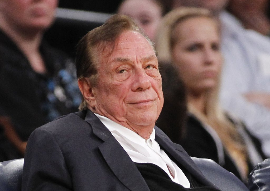 ". 3. (tie) DONALD STERLING <p>Sadly, it appears he may not have been faithful to that Sitivano trollop. (unranked) <p><b><a href=\'http://time.com/2816293/maiko-maya-king-donald-sterling/\' target=""_blank\""> LINK </a></b> <p>    (AP Photo/Danny Moloshok)"