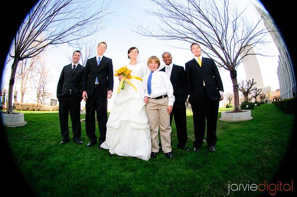 Group Shots - Willie Wedding