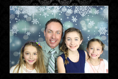 Winter Wonderland: Daddy Daughter Dance 2018