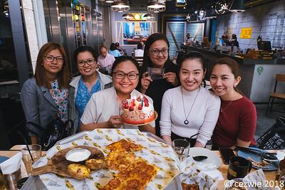 Cez's 33rd Birthday