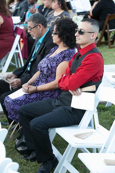 Alex Rozi Ceremony