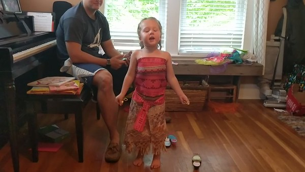 Sophia's 3rd Birthday