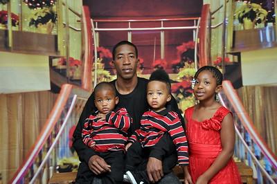 D. Walker & Family