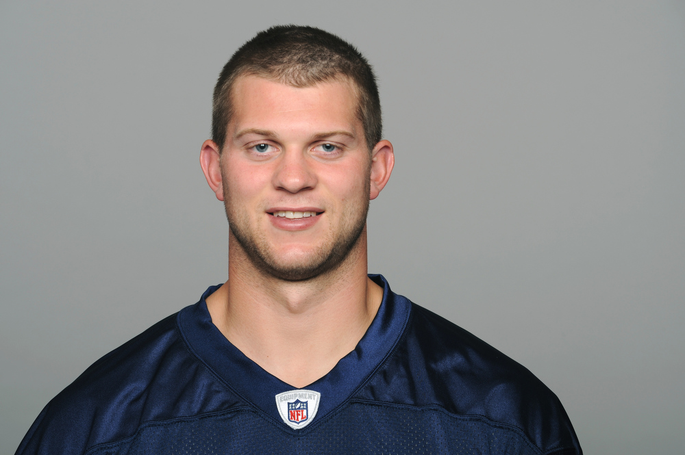 . Jake Locker, Washington Selected eighth overall by the Titans in 2011 Locker earned the starting job in Tennessee his second season. He started 11 games in 2012 � Locker missed five games due to injury � and passed for 2,176 yards, 10 touchdowns and 11 interceptions.(Photo by NFL via Getty Images)