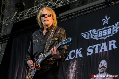 Black Star Riders @ Tons Of Rock Festival 2017.