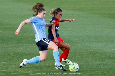 Sky Blue FC v Washington Spirit (23 Jul 2016)