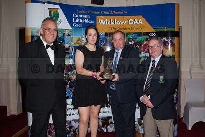 Garden County GAA Awards 2012