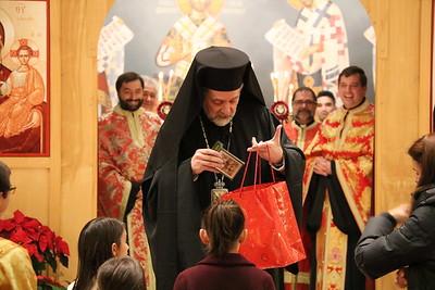 St. Nicholas Vespers