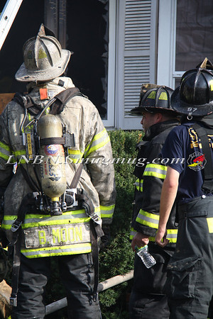 Islip F.D. House Fire 52 Moffitt Blvd. 3-23-12