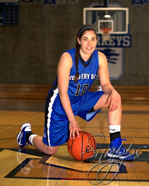 Kelsey - La Jolla Country Day Basketball