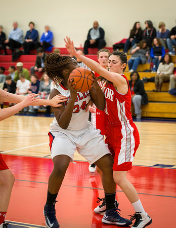 Girls Basketball 2-08-13