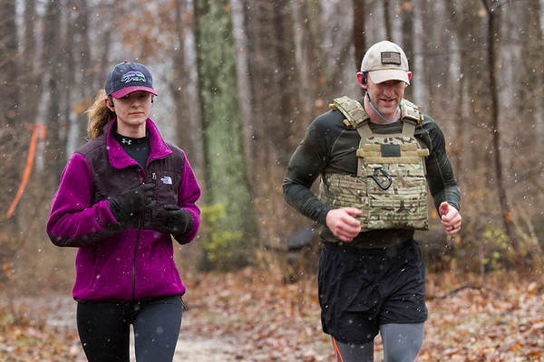 ORRRC Winter Solstice Trail Race - December 23, 2017