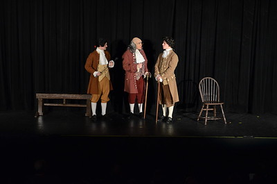 1776 (Stage Photos)