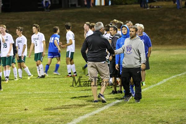 2019-9-24 WHS Boys Soccer vs Dover