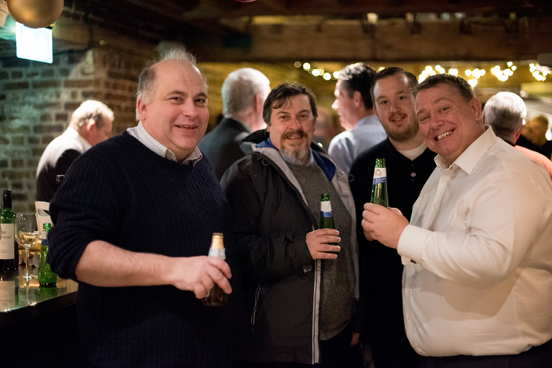 AV User Group Meeting @ KMPG 15 Canada Square Canary Wharf London Photos by Sophie Ward Photography