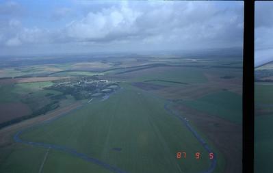 Salisbury area.