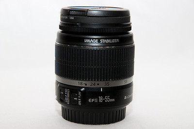 Canon 18-55mm f3.5-5.6 IS