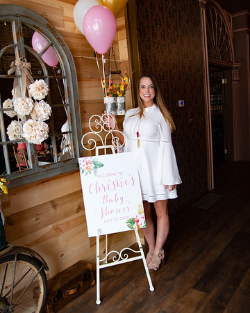 Christie Hutchins Baby Shower 2018