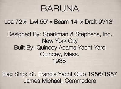 Baruna Model
