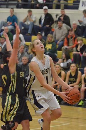 West Albany vs. Pendelton Girls HS Basketball