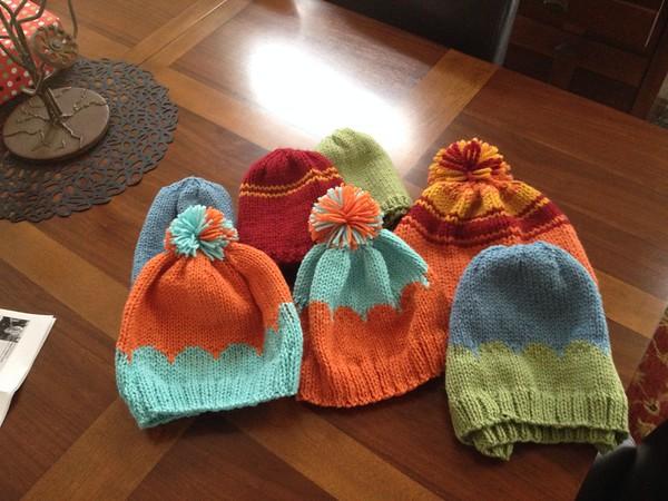 Stephanie's Knitting