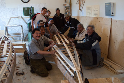 Kayak Building