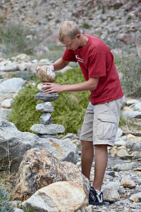 Randy at Anza-Borrego