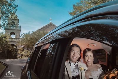 Alfred and Chrzl Wedding
