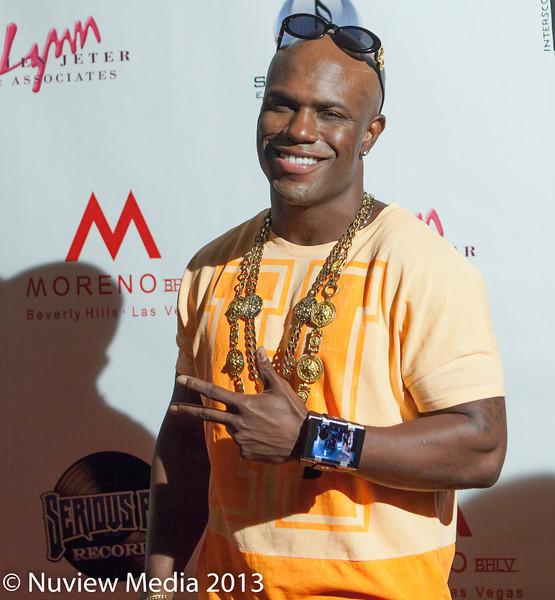 Ernie Singletons Pre BET Awards Toast to Urban Music Execs