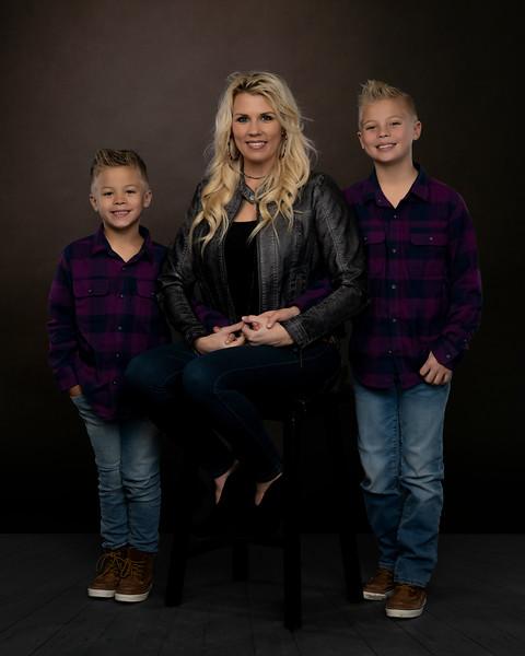 Val's family
