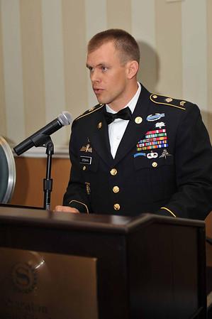 Georgetown University SROTC Military Ball 2014
