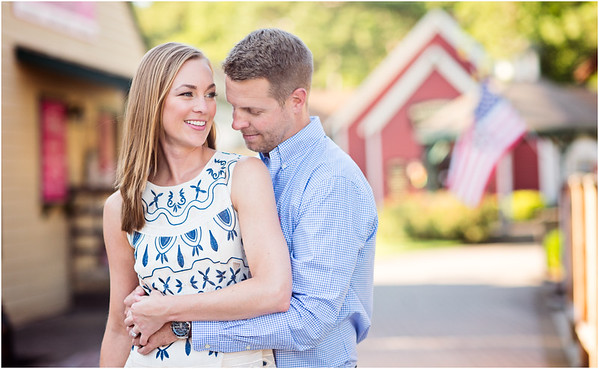 Kelly and Chad - Engagement Session