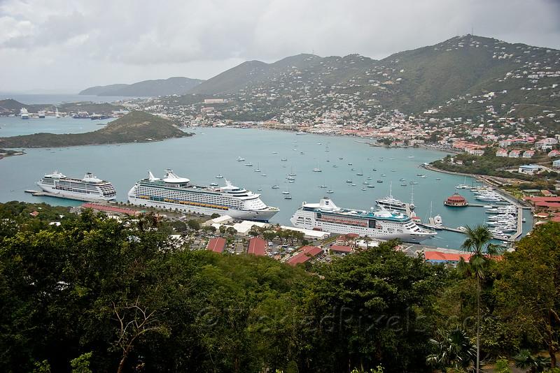 Charlotte Amalie Harbour