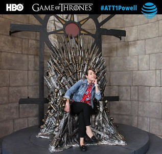 Game of Thrones at the AT&T Powell St Seasons 8