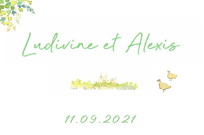 20210911 - Ludivine et Alexis