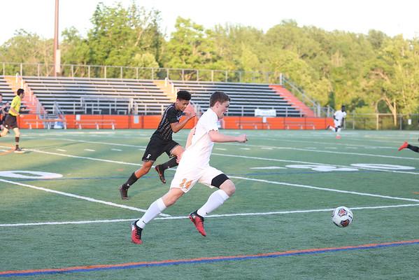 Charlottesville boys soccer Jefferson Forest region tournament 2018