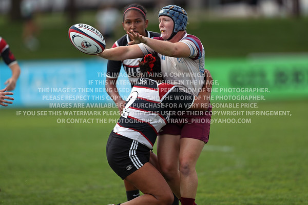 Philadelphia Rugby Women 2017 USA Rugby Club 7's National Championships
