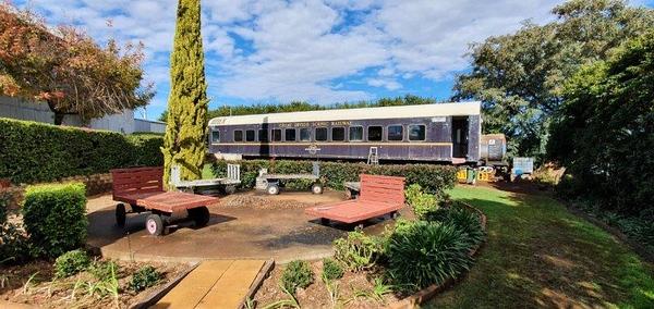DownsSteam Tourist Railway & Station, QLD
