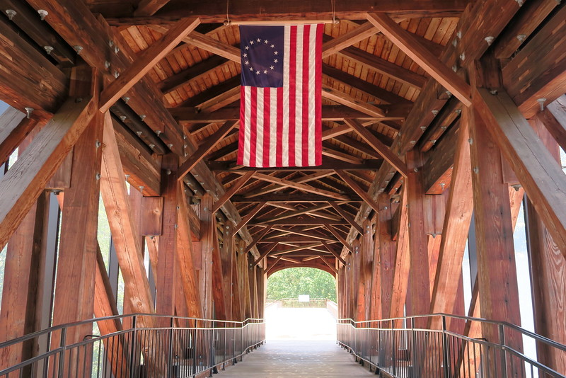 Heritage Bridge Entrance