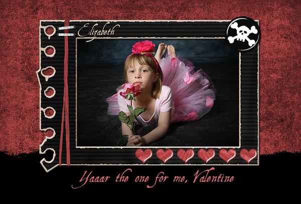Valentine Card Designs - 4x6's & wallets