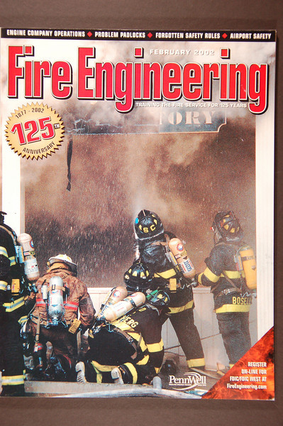 Fire Engineering Magazine - February 2002