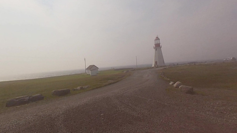 Light House and Tide Pools