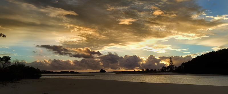 Currumbin Dawn 1